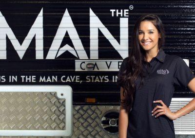 Tahan Man Cave